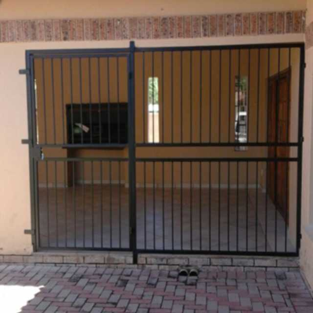 Burglar bars and security gates