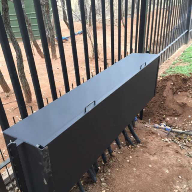 Other steel work